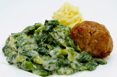 1-pers. maaltijd Andijvie